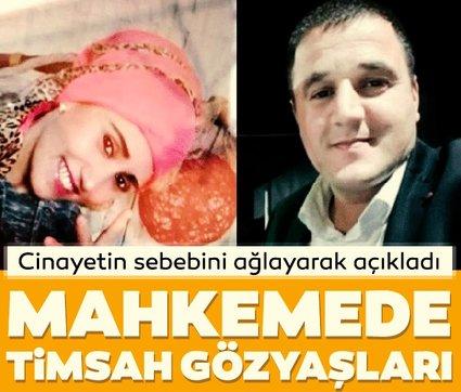 Mahkemede timsah gözyaşları! Ayşe Cenikli'yi bakın enden öldürmüş?