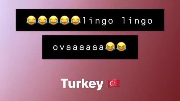 Mbaye Diagne paylaştı: Lingo Lingo Şişeler...