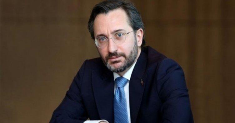 İletişim Başkanı Altun'dan Kılıçdaroğlu'nun skandal sözlerine sert tepki!