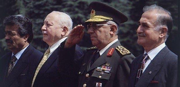 Eski Genelkurmay Başkanı İsmail Hakkı Karadayı kimdir ve nereli? İsmail Hakkı Karadayı kaç yaşındaydı?