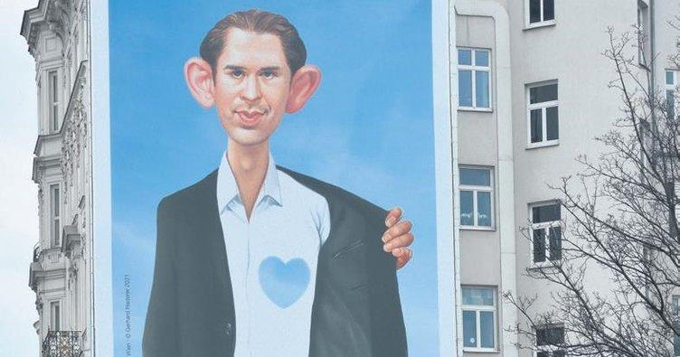Kalpsiz Başbakan Kurz