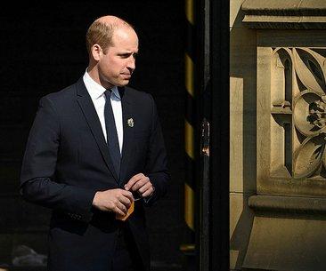 Kraliçe emretti, Prens William gidiyor...