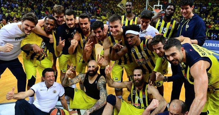 THY Avrupa Ligi en iyi 5'inde 2 Fenerbahçeli