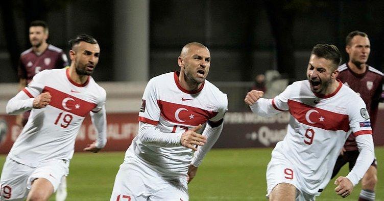 Son dakika: Burak Yılmaz'ın golü Stefan Kuntz'u ağlattı! Maça damga vuran görüntüler...