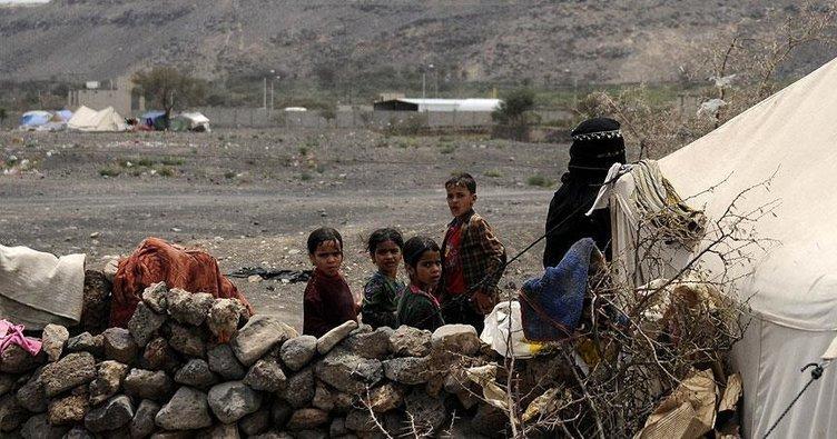Türkiye'den Yemen'e 20 milyon liralık insani yardım!