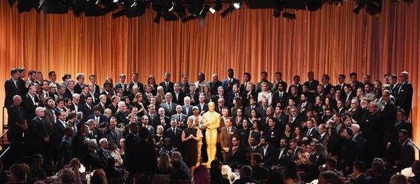 2017 Oscar adayları bir araya geldi