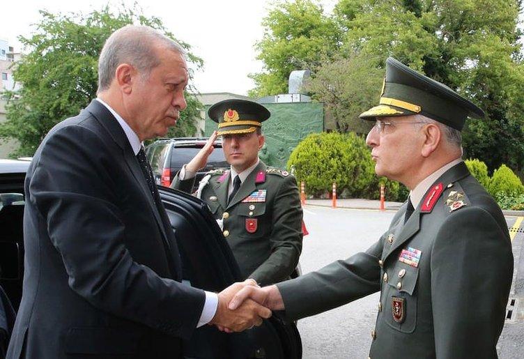 Erdoğan'dan o Kahramana ziyaret