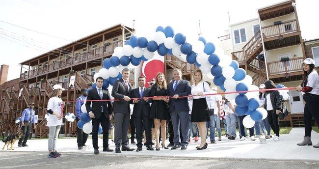 BAU Global Washington DC'deki üçüncü öğrenci yurdunu hizmete açtı