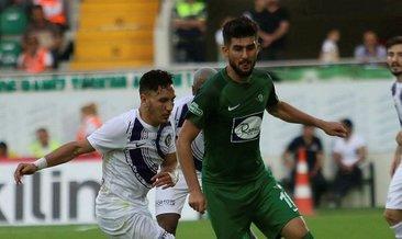 Akhisarspor, Osmanlıspor galibiyetiyle noktaladı