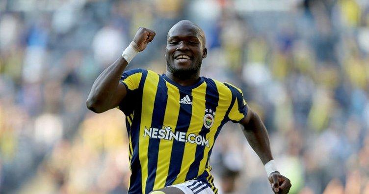 Fenerbahçe'nin en golcüsü Sow