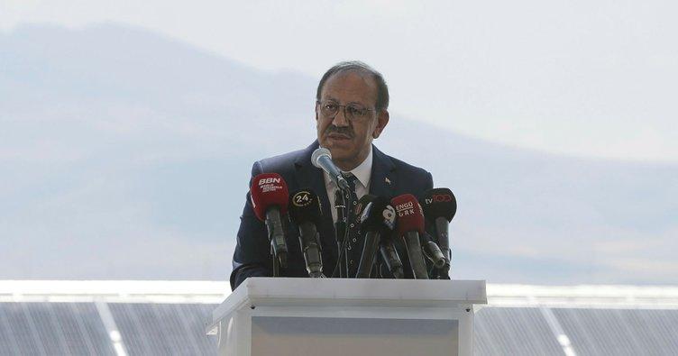 Kalyon Holding Yönetim Kurulu Başkanı Cemal Kalyoncu'dan önemli mesajlar: Türkiye'nin en büyük güneş enerjisi yatırımı
