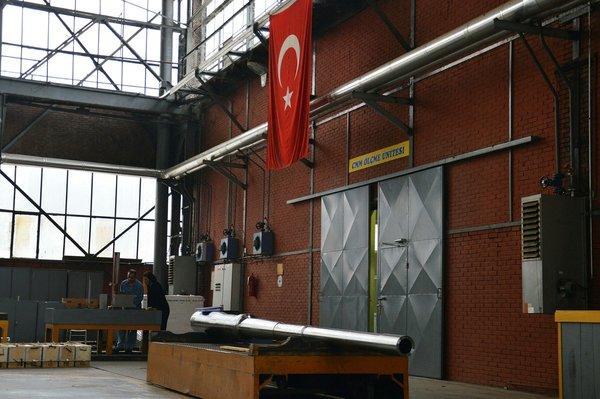 Türk Savunma Sanayii'nin kalbi Kırıkkale'de atıyor