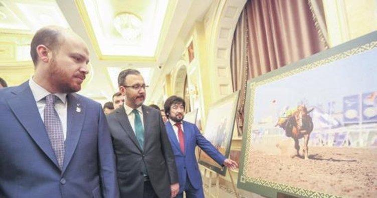 Geleneksel sporlar için Almatı zirvesi