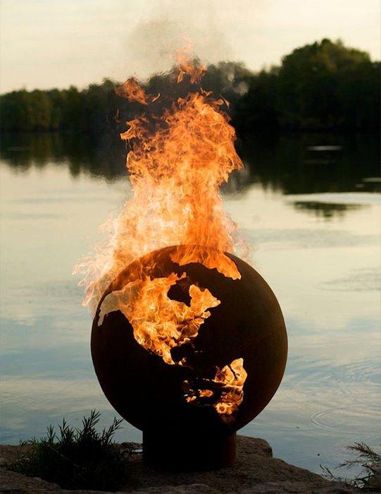 En güzel ateş başı