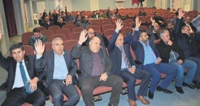 Denizlispor'da huzur yok