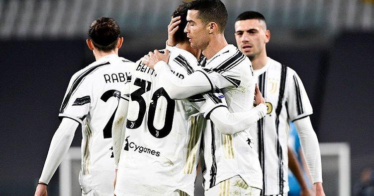 Juventus 3 puanı 3 golle aldı! Merih Demiral 90 dakika oynadı...