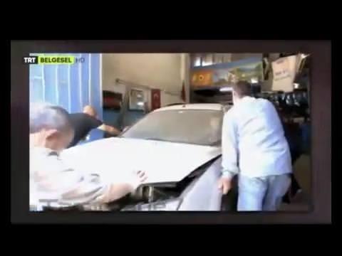 Türk ustalardan hayran bırakan iş!