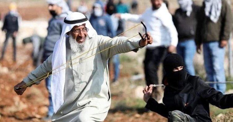 İsrail mahkemesi Filistin'in ihtiyar delikanlısının gözaltı süresini ikinci kez uzattı!