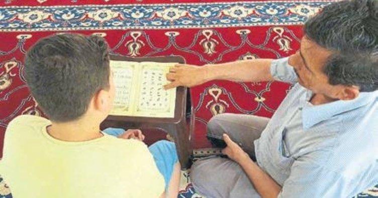 Yaz Kuran Kursu eğitimleri başladı