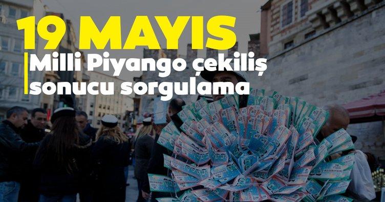 MPİ Milli Piyango sonuçları tam liste yayınlandı! 19 Mayıs 2020 Milli Piyango sonuçları hızlı bilet sorgulama ekranı!
