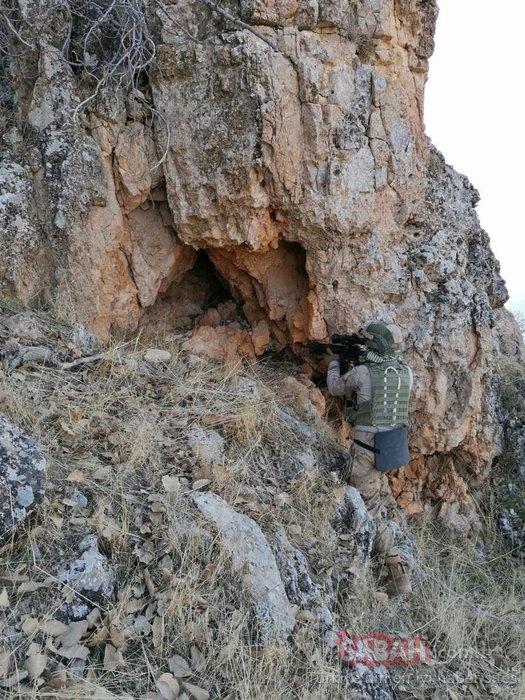 Son dakika haberi: Terör örgütü PKK'ya iki yeni operasyon! İşte ilk görüntüler...