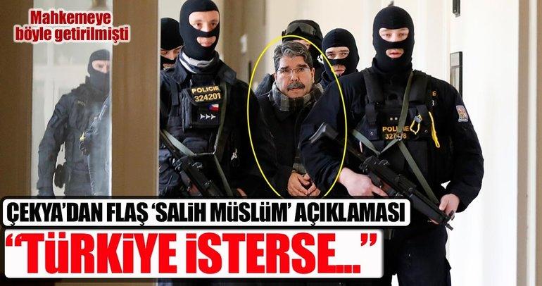 Çekya'dan flaş Salih Müslüm açıklaması: Türkiye iade isterse...