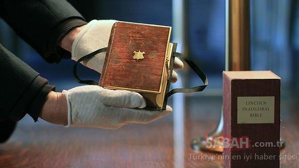 Binlerce yıldır aranıyor! 3 büyük kitapta adı geçen Ahid Sandığı...