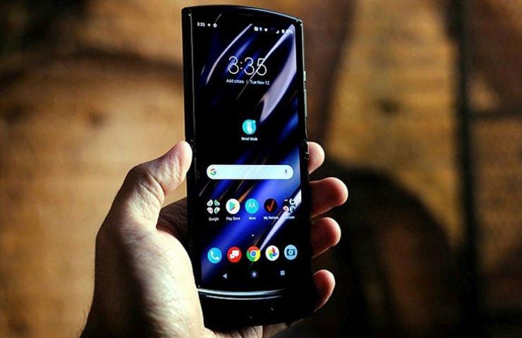 Katlanabilir Motorola Razr bu tarihte satışa çıkıyor