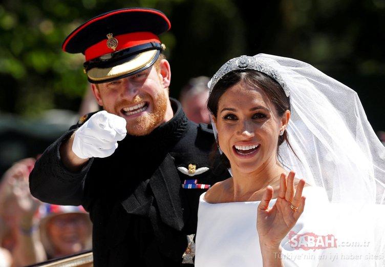 Kraliyet gelini Meghan Markle'ın eski eşinden boşanma sebebi ortaya çıktı! İşte Meghan Markle ile ilgili o gerçek...