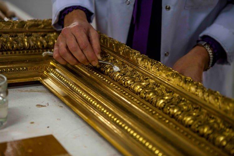'Altın eller iş başında'