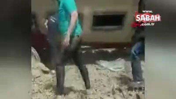 Son dakika! Mısır'da yolcu treni raydan çıktı: Ölü ve yaralılar var   Video