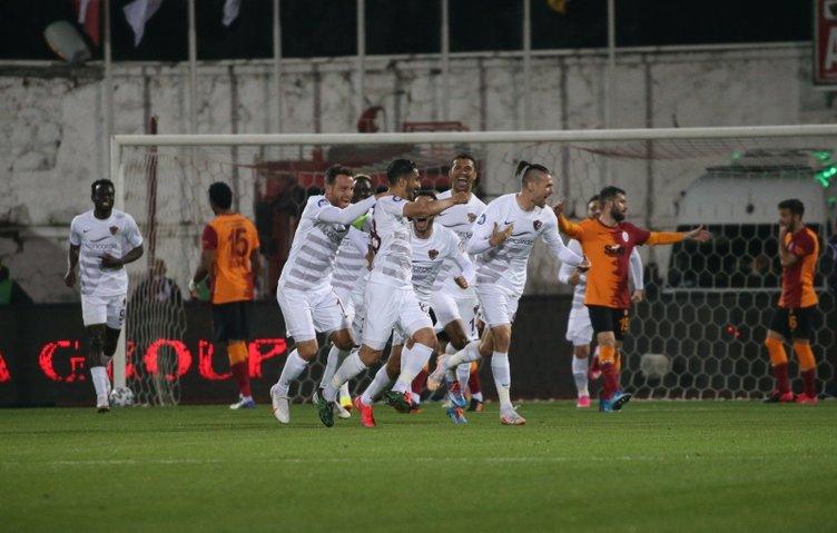 Son dakika: Hatayspor maçı sonrası Galatasaray ve Fatih Terim için olay sözler! 6-7 gol yiyebilirdi, bundan sonra Fenerbahçe ile...