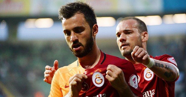 Emre Çolak da Galatasaray'a dönüyor!