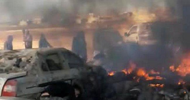 El Bab'da intihar saldırısı