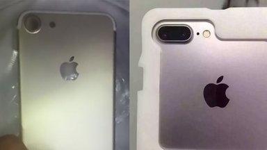 İşte basına sızan iPhone7