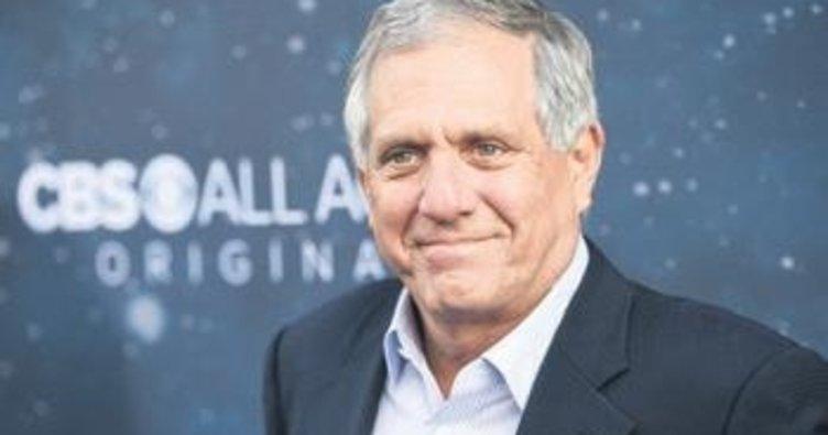 CBS'in CEO'su tacizden istifa etti