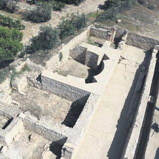 Denizli'de 2 bin yıllık mozaikli villa bulundu