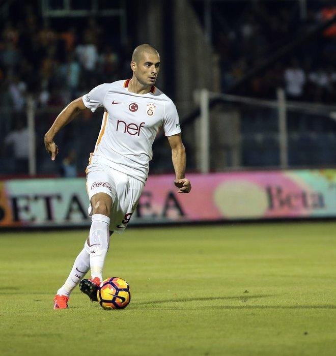 Adanaspor-Galatasaray maçından kareler