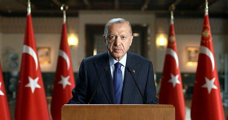 Başkan Erdoğan: Yeterli gıdaya erişim bir imtiyaz değil herkes için bir haktır
