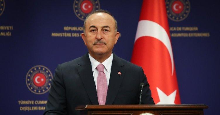 Bakan Çavuşoğlu mevkidaşı Bayramov ile görüştü