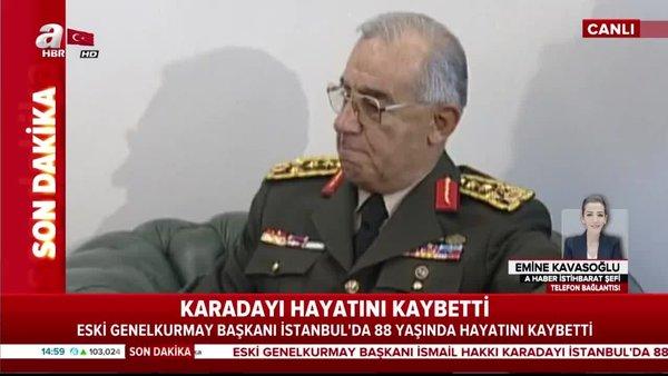 28 Şubat'ın kritik isimlerinden İsmail Hakkı Karadayı hayatını kaybetti! | Video