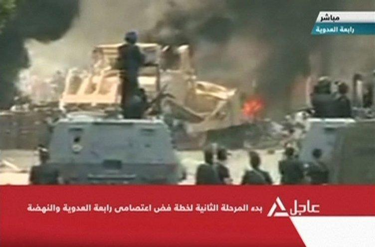 Mısır'da insanlığın öldüğü gün