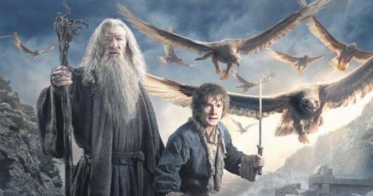 WB'ye 80 milyon dolarlık Tolkien tazminatı
