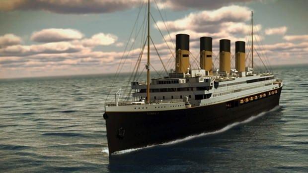 Titanic 2, 2018'de suya indirilecek