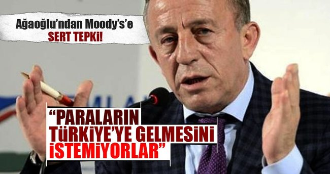 Moody's Körfez parasının Türkiye'ye gelmesini istemiyor