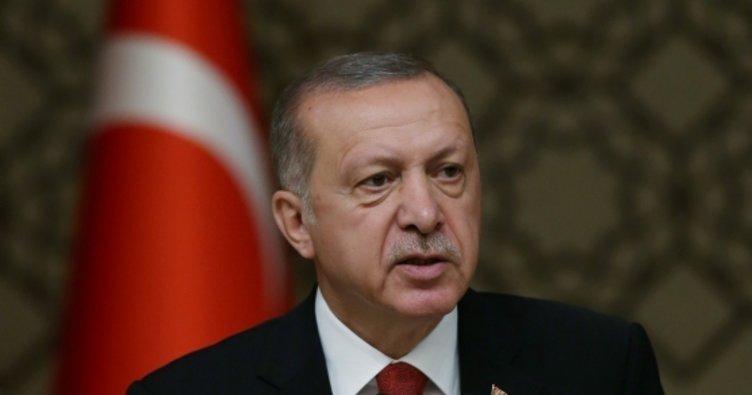 Cumhurbaşkanı Erdoğan'danBaşpehlivan Orhan Okulu'ya tebrik