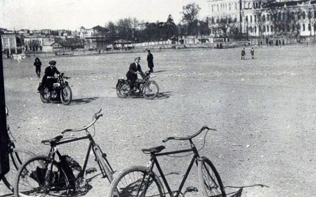 Taksim Topçu Kışlası