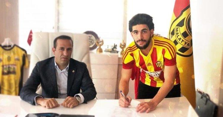 Ahmet Ildız, Evkur Yeni Malatyaspor'da