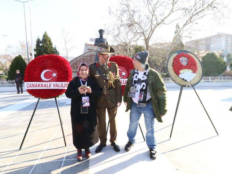 18 Mart Çanakkale Zaferi'nin 102. yıl dönümü coşkuyla kutlanıyor!