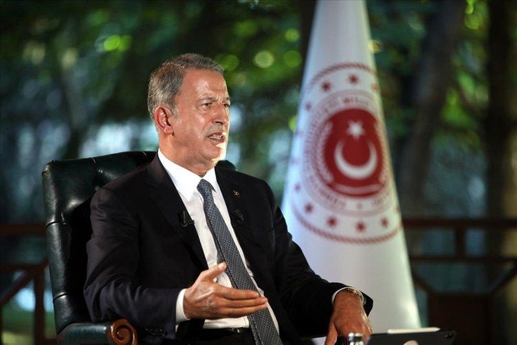 Son dakika: Milli Savunma Bakanı Hulusi Akar'dan çok çarpıcı Ayasofya, Doğu Akdeniz ve Libya sözleri...